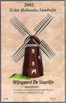 General Wine Information Of Dutch Wine Growing